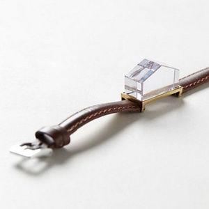 Anthropologie Glass Peak Bracelet